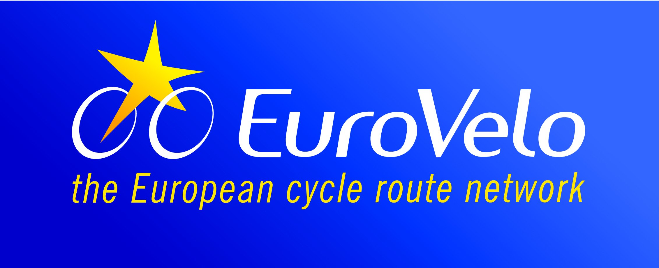 Euro Velo European cycle route